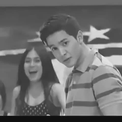 WHEN A GUY IS TRYING TO GET YOUR ATTENTION?! IT GIVES HIM A CHANCE TO SEE YOUR REACTION. . #ALDUBMaiDenHeaven - Vine by Team AlDub MaiDen - WHEN A GUY IS TRYING TO GET YOUR ATTENTION?! IT GIVES HIM A CHANCE TO SEE YOUR REACTION. . #ALDUBMaiDenHeaven