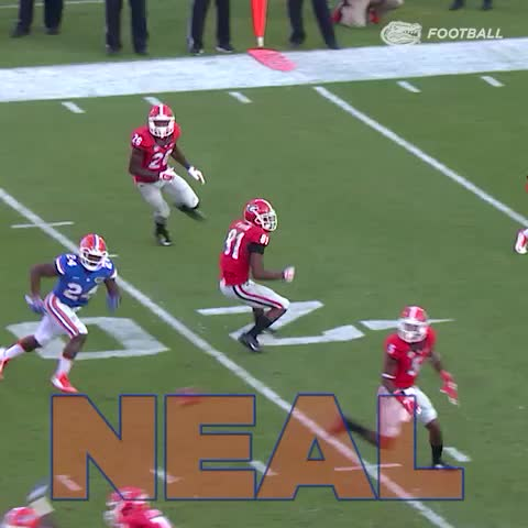 Vine by Florida Gators Recruiting - We see you Keanu Neal 1st rd 17th overall #NFLDraft2016 #GatorMade to the Atlanta Falcons #BDN #GoGators #Swamp17
