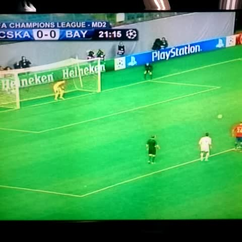 Gol del Bayern, penal anotado por Müller - William Alfaros post on Vine