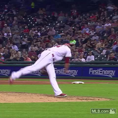 Vine by Cleveland Indians - #HackyZack (Saw 1000000 people tweet this, cant credit all of you.)