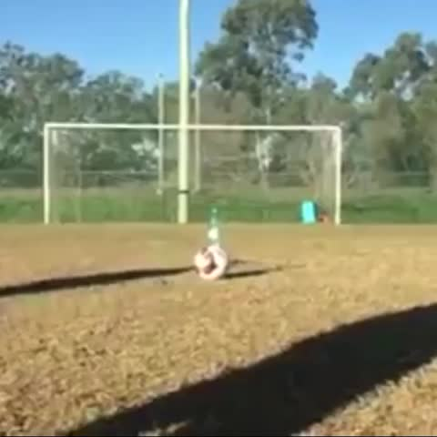 Vine by The LAD Bible - Water bottle flip and a crossbar challenge!