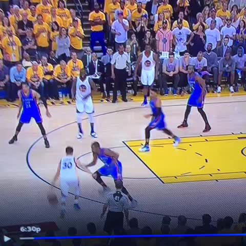 Vine by Shot Science - Steph taking it to Kevin Durant! #LetsGoWarriors #warriors #dubnation