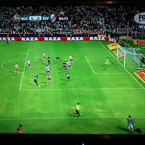 Vine by Boca Juniors - ¡GOOOOOOL DE #BOCA! #Bentancur