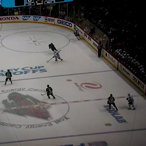 Vine by not Teuvo Teräväinen - that awkward moment when patrick kane has as many goals as the minnesota wild
