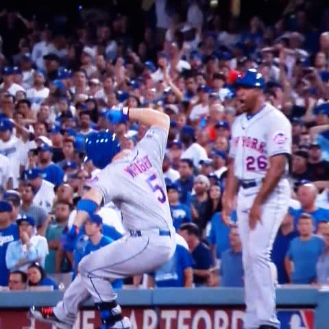 Vine by 610 - Thats my captain! #mets