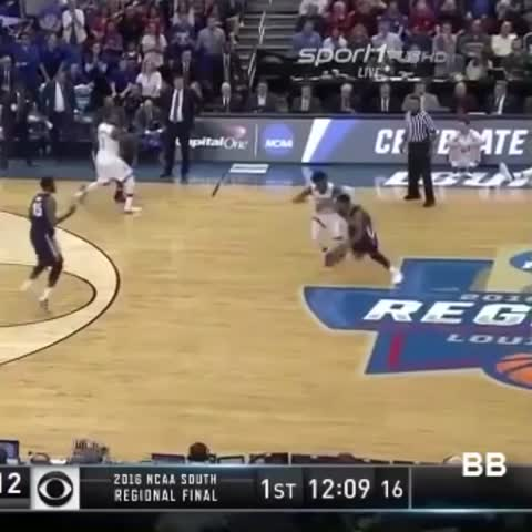 Vine by Kansas Jayhawk Vines - All 5 of Devontes fouls against Nova. How many real fouls do you see? Still pisses me off.