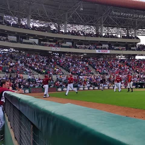 Vine by Arizona Diamondbacks - Tied game! #VamosDbacks