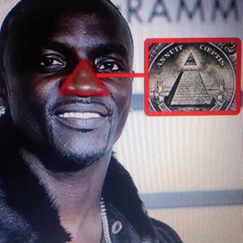"... Hector Valle's Vine ""#niggasbelike #illuminati #lol #funny #comedy"