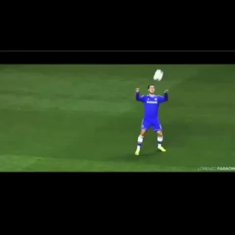 Fútbol Maze®s post on Vine - Eden Hazard!😍Thank you for 2k!Like,Revine,and Follow for more edits!👌#cfc #chelsea #hazard - Fútbol Mazes post on Vine