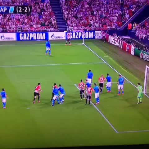 Goooool de ADURIZ!!! Gol del Athletic de Bilbao!!! Minuto 62, 1-1 - Pensador de Apuestass post on Vine