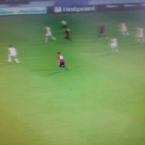 Roberto Pachecos post on Vine - Malas noticias: Tomás Rincón se lesionó hoy ante Empoli. Mínimo contractura fuerte. - Roberto Pachecos post on Vine