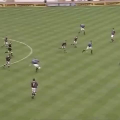 Glagow Rangers Viness post on Vine - Brian Laudrups goal vs Hearts Scottish Cup Final May 96 - Glagow Rangers Viness post on Vine