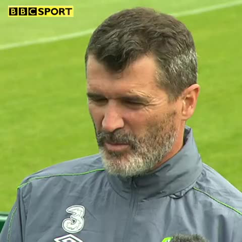 Will new father Robbie Keane be available for Republic of Ireland? - Vine by BBCSport - Will new father Robbie Keane be available for Republic of Ireland?