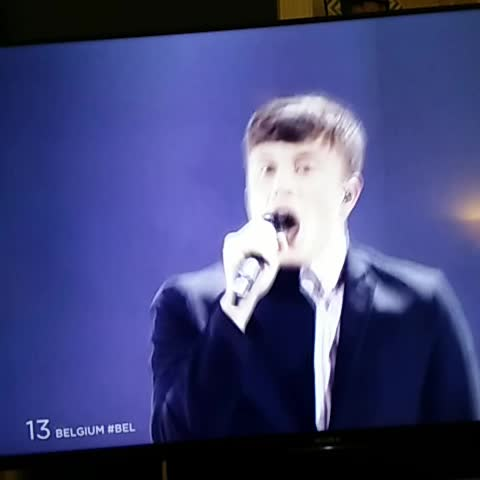 Vine by Limmy - #Eurovision2015 #BEL