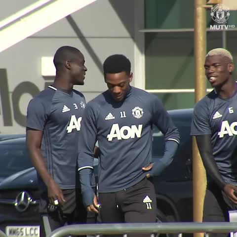Vine by Manchester United - Good vibes! #MUFC