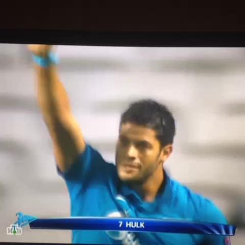 naran_officials post on Vine - 1-0 Hulk!!!! #zenit #benfuca #brazil - naran_officials post on Vine