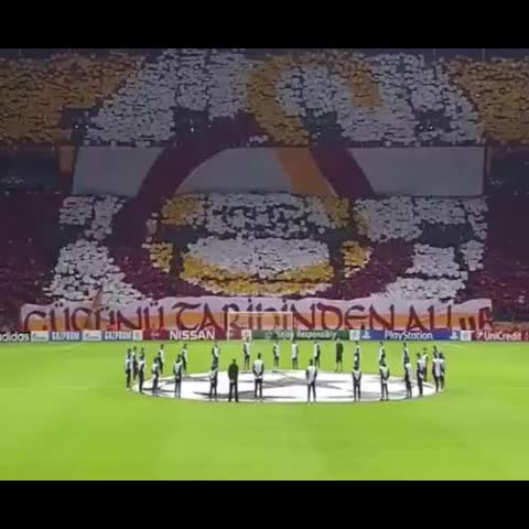 sinceMCMVIIs post on Vine - GALATASARAYDAN MÜTHİŞ KAREOGRAFİ!!! D :D :D - sinceMCMVIIs post on Vine