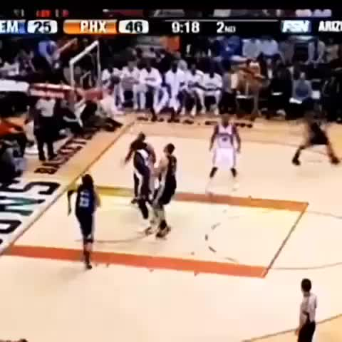 HYPEs post on Vine - Shaq clears the bench 😂 - VIRALs post on Vine