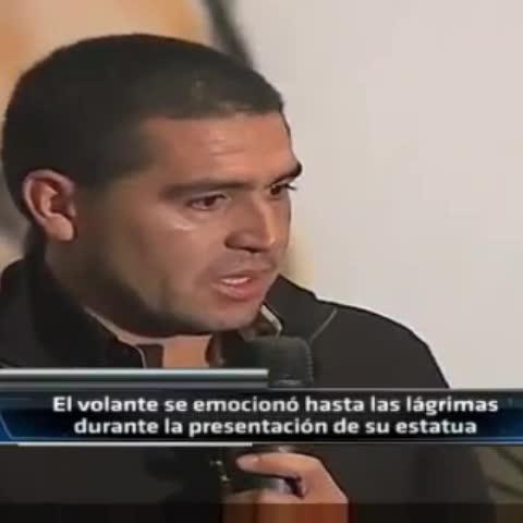 "Vine by Xeneize Del Alma - ""Nací Bostero y me voy a morir Bostero como todos ustedes"" Riquelme"