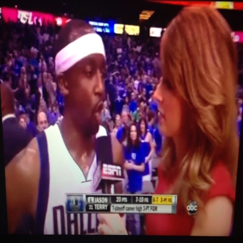 Jason Terry caught slippin! #comedy #loop #GetDunkedon #pause Crossed Up, GetDunkedOn, KingBach #magic #sports - Neeks907s post on Vine