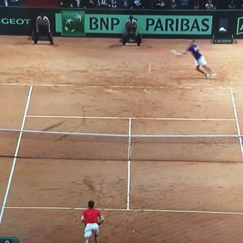 Antonino de Moras post on Vine - Roger Federer gana el título que le quedaba - Antonino de Moras post on Vine