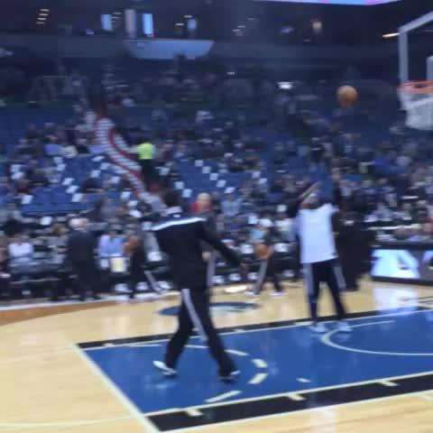 MN Timberwolvess post on Vine - Yes, Ricky Rubio just dunked... - MN Timberwolvess post on Vine