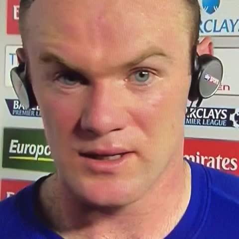 Wayne Rooney showing his true brains - Duncan.s post on Vine