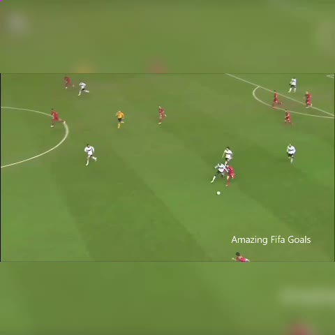 Vine by Amazing Fifa Goals - Best Nutmeg Ever...