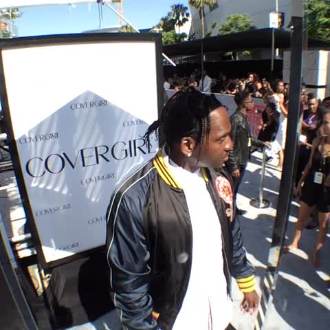 Vine by BET Awards - #GetThatGlam with @pusha_t at #BETAwards 2016