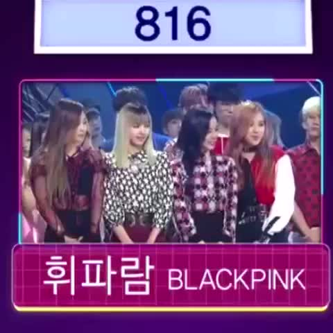 Vine by ree - blackpinks reaction when exo won over them still proud of you girls 💕 #blackpink #exo