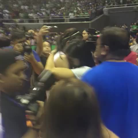 Vine by Charmie Lising - Denden hugs Alyssa and Kiwi