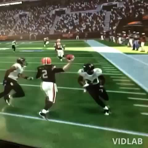 KJ Brzuziewskis post on Vine - Terrance West hittin the $hmoney Dance in Madden 😂😂😂 @TerranceWest_28 - KJ Brzuziewskis post on Vine