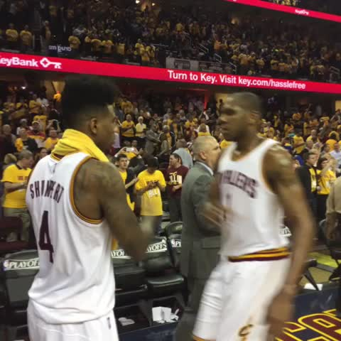 Vine by Cavs - The rule of three now reigns in the record books. #ALLin216