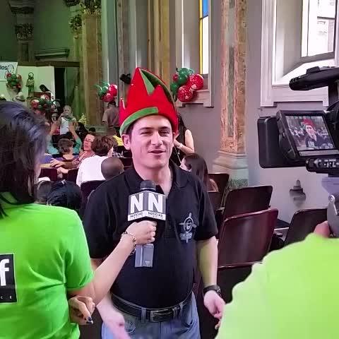 Vine by Pastoral Sordos Med. - La celebración navideña de los sordos también se ve por Telemedellin