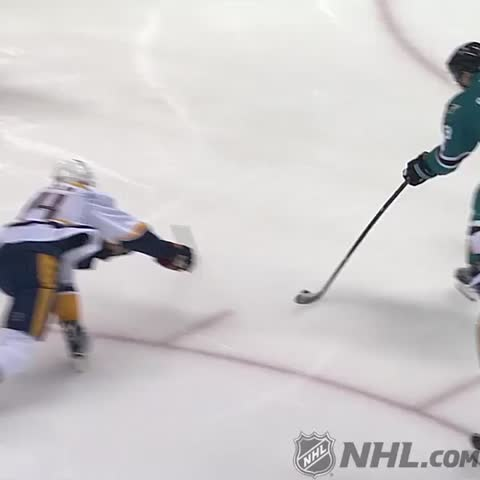 Vine by NHL - Seriously Pekka? Wow. #StanleyCup