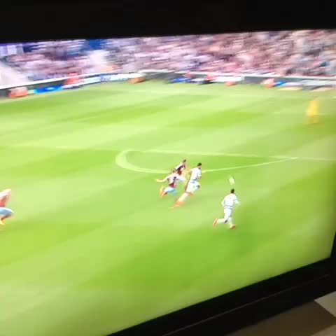 Vine by West Ham Transfers - It this was De Gea then you wouldnt hear the end of it!