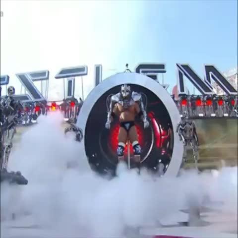 Vine by James Dator - THE TERMINATOR #WWE