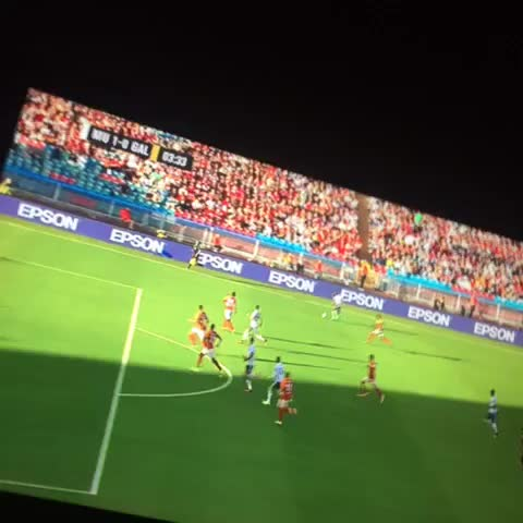 Vine by Aleks93 - Zlatans debut goal