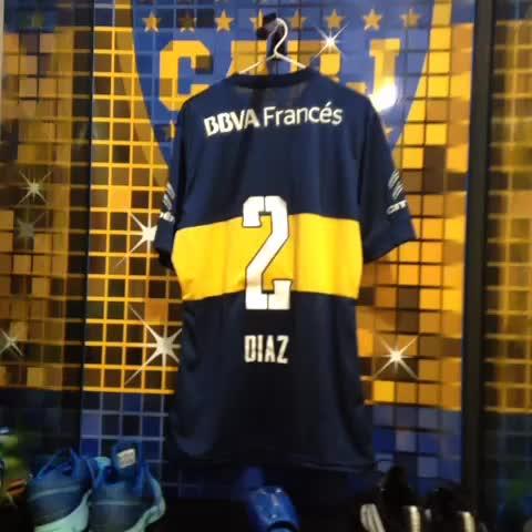 Boca Juniorss post on Vine - 💙💛💙 ¡Vamos Xeneize! ¡Vamos a ganar! #Boca vs. Vélez - Boca Juniorss post on Vine