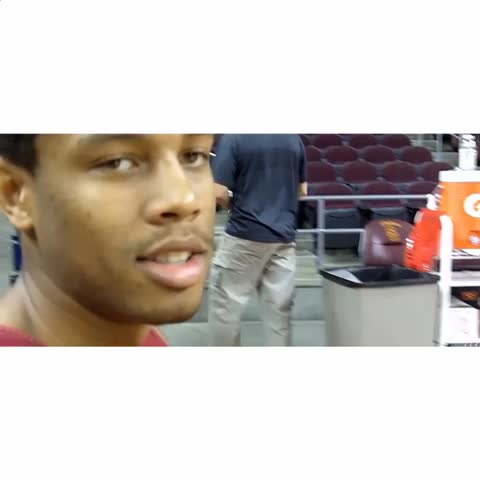 Vine by Hooptime - R.I.P. Bryce DeJean-Jones  Died at 23 from gunshot wounds.  #TooYoung
