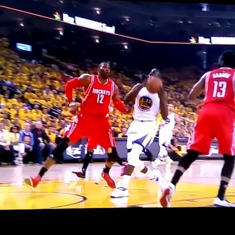 Vine by ClutchFans - Hard to believe Draymond Green tried to claim he was fouled on this play.
