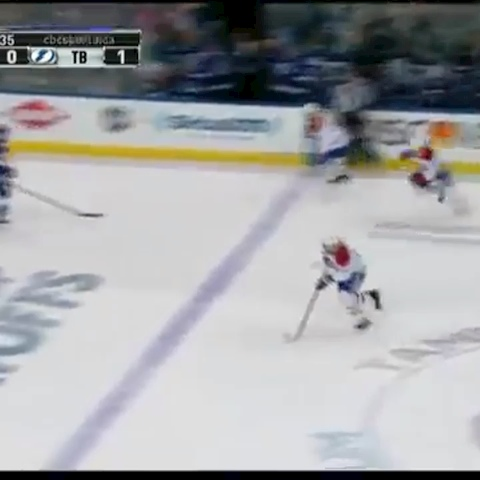 Hockey Playss post on Vine - Tomas Plekanec dangles goes around Gudas and goes bardown! - Hockey Playss post on Vine
