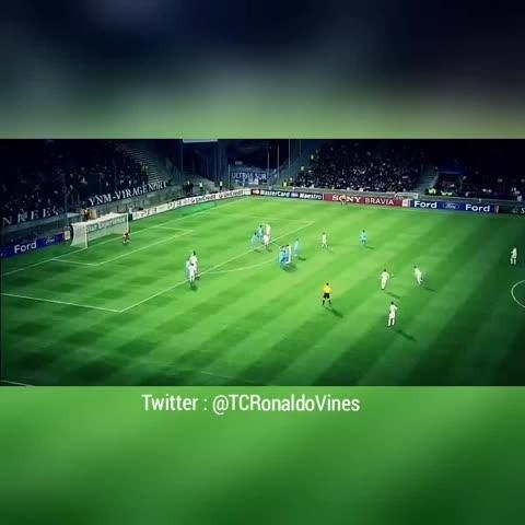 Vine by CRonaldo Vines - Cristiano Ronaldo stunning goal vs Marseille #CRonaldoVines