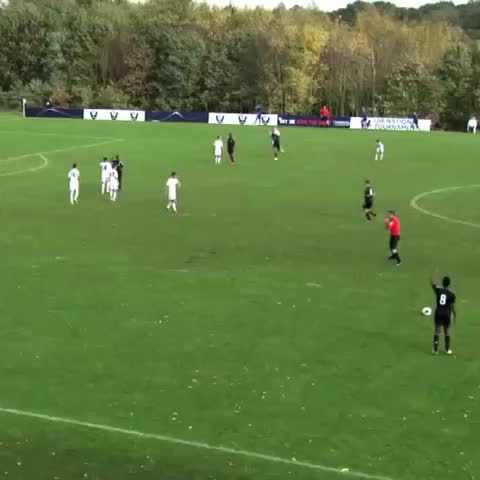 Vine by Chelsea FC - A spectacular free-kick by #Chelsea youth player Mukhtar Ali against Real Madrid in 2013... #CFC #ChelseaFC