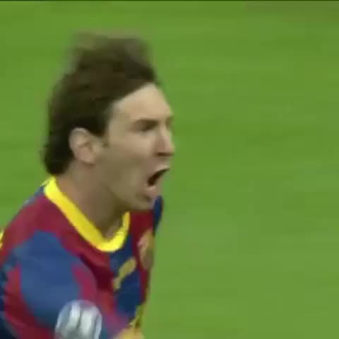 Vine by FC Barcelona - #onthisday  four years ago, Barça won their fourth Champions League title at Wembley #Messi #VineFCB #HalloBerlin
