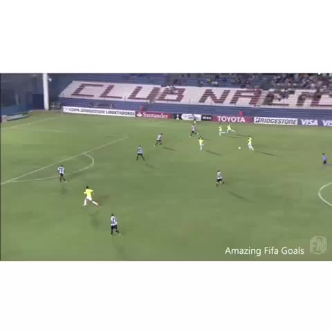 Vine by Amazing Fifa Goals - What was better, the goal or celebration?