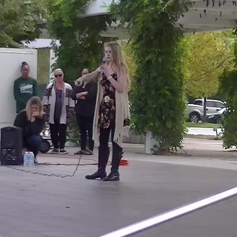 Vine by Anastasia Richardson - Tulsa anti-bullying rally #stopbullying