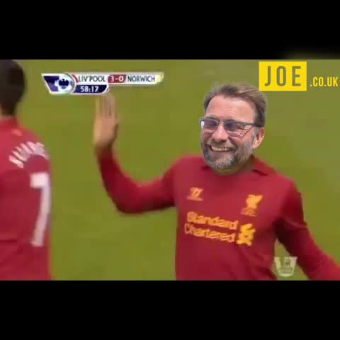 Vine by JOE.co.uk - When Sturridge fires a brace.