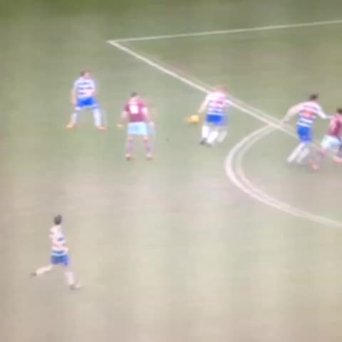 Vine by Talk Reading - Blatant dive from Gray. Brilliant save from @AliAlHabsi! #ReadingFC