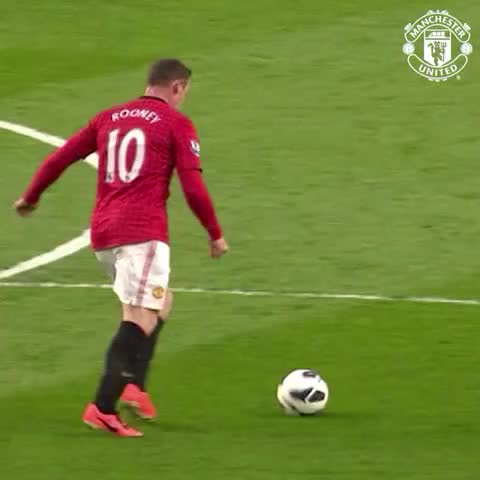 Vine by Manchester United - What a strike! Robin van Persie finds the net with #mufcs best goal of 2012/13.